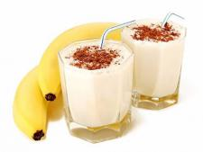 Banana Milkshake Basic