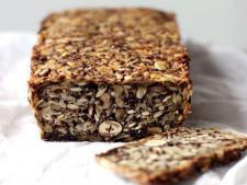 Sunflower and Chia Seed Bread
